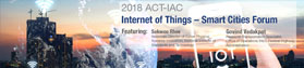 2018 Internet of Things - Smart Cities Forum 7/18