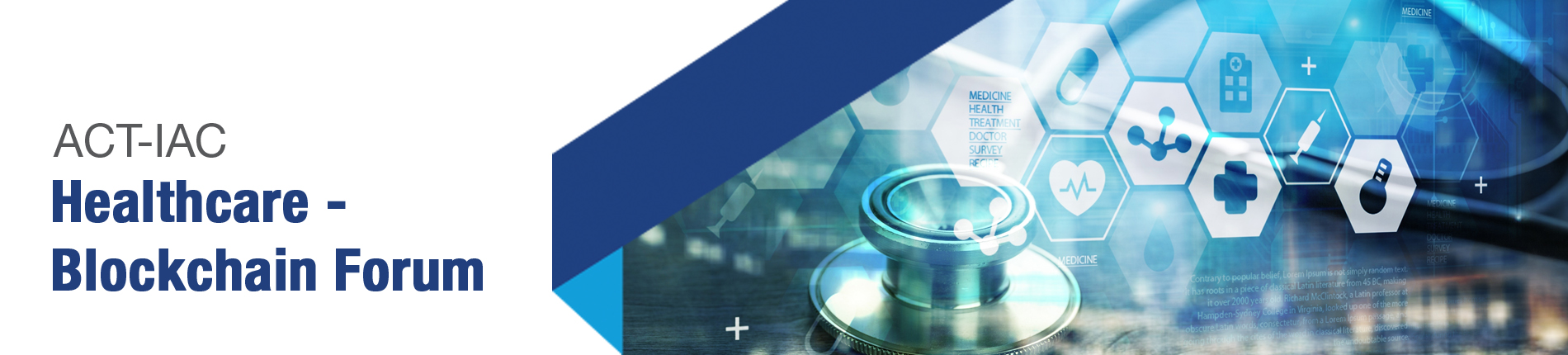 2019 HEALTHCARE - BLOCKCHAIN FORUM 3/28