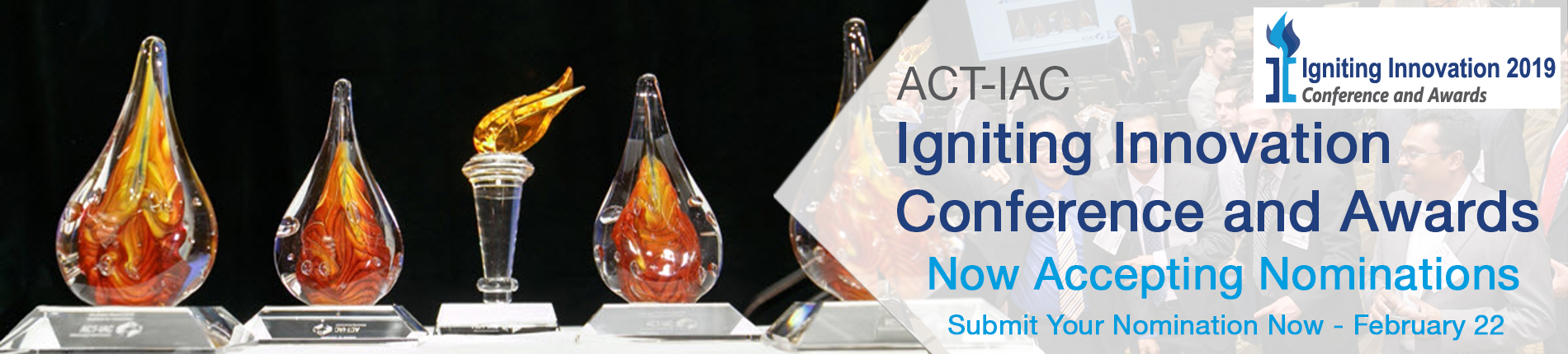 ACT-IAC Igniting Innovation 2019 Call for Nominations