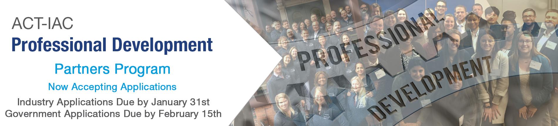 ACT-IAC Partners Program