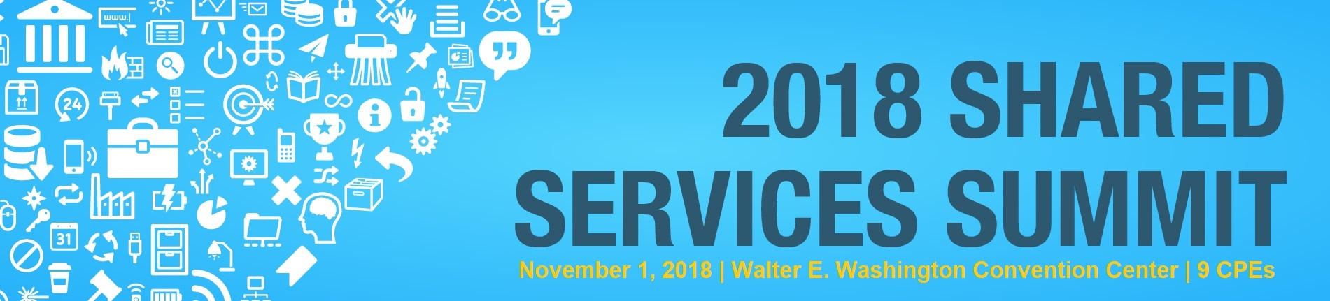 2018 Shared Services Summit