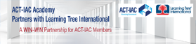 ACT-IAC Learning Tree Partnership