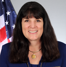 Mitzi Mead, IAC Chair